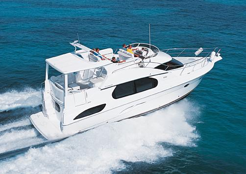 Silverton 43 Motor Yacht Manufacturer Provided Image