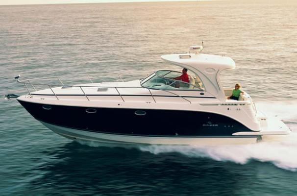 Rinker 400 Express Cruiser Manufacturer Provided Image