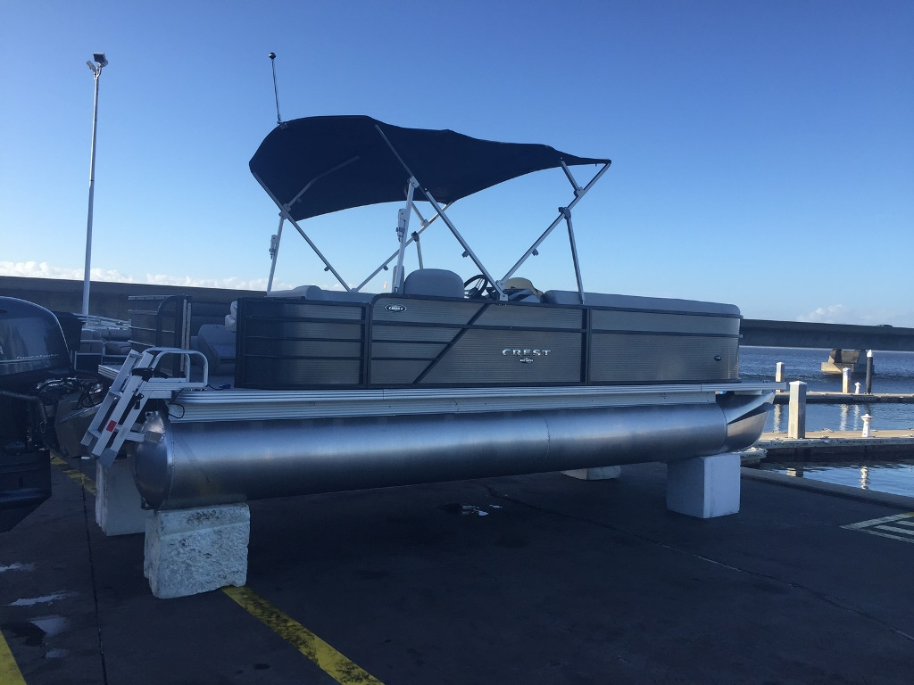 Crest Pontoon Boats 220 SF I