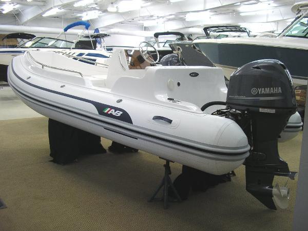 AB Inflatables 15 DLX Nautilus