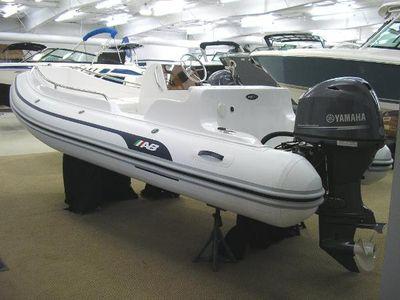 AB Inflatables 15 DLX Nautilus Sister Ship