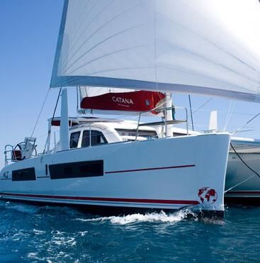 Catana 42 Manufacturer Provided Image: Catana 42