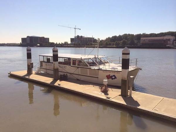 NE Boatworks Naval Prototype  Multihull High Speed Passenger Ferry Main Profile