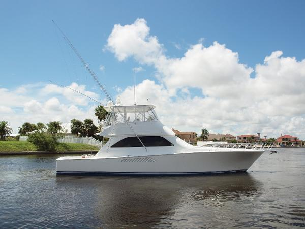 Viking 52 Convertible w/ Mezzanine