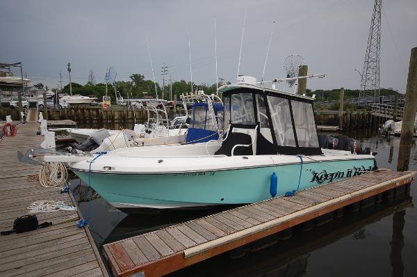 Blue Fin Pro Fish 250 CC