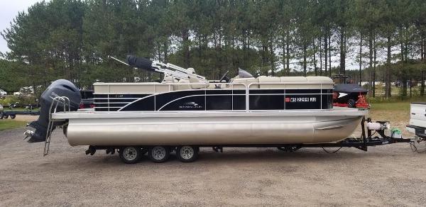 Bennington 2275 GCW ESP Tri-toon