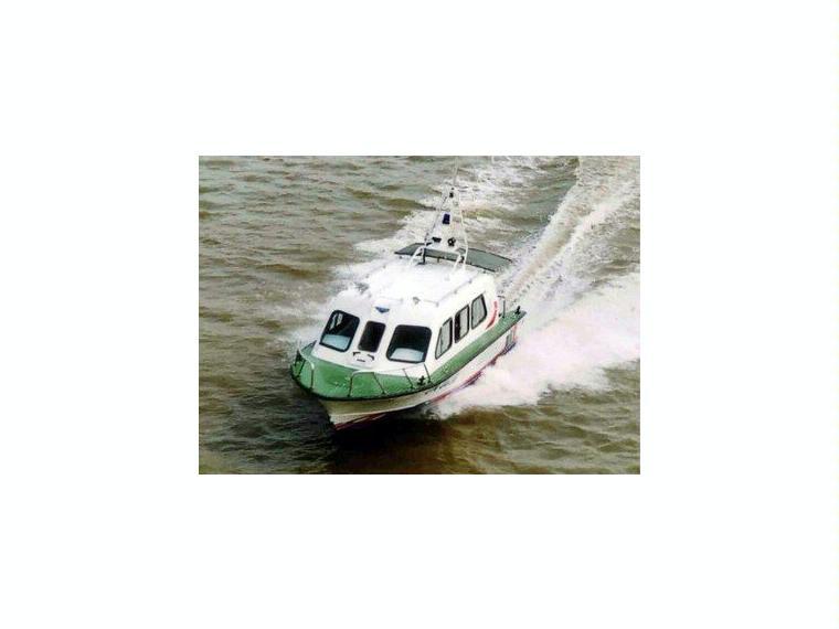 Alu-Kajutboot Karelli 27