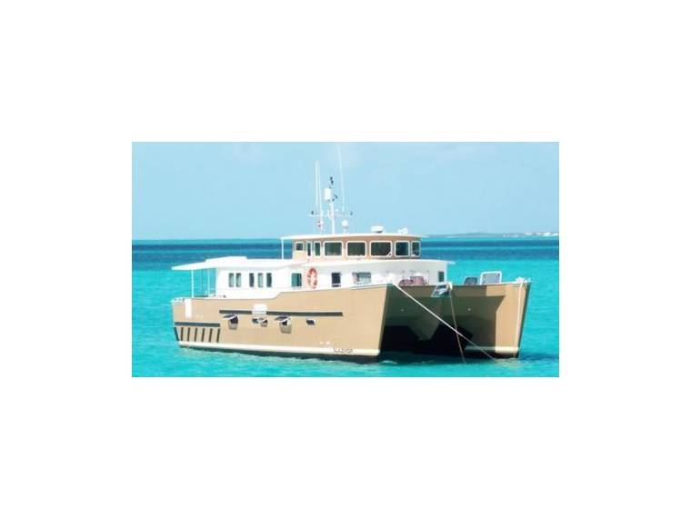 FRHER FRHER Expedition Power Catamaran