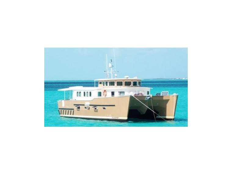 HERVE Herve Expedition Power Catamaran