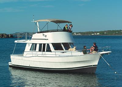 Mainship 390 Trawler Manufacturer Provided Image: 390 Trawler