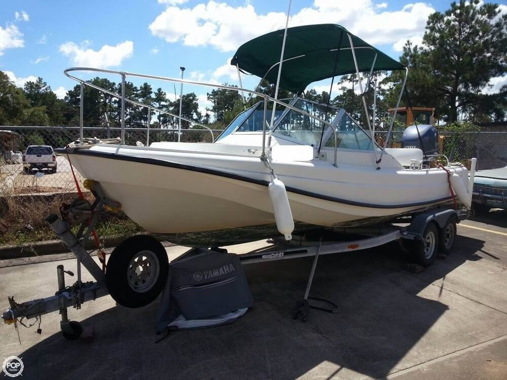 1979 Boston Whaler Revenge 21 Kingwood Texas Boats Com