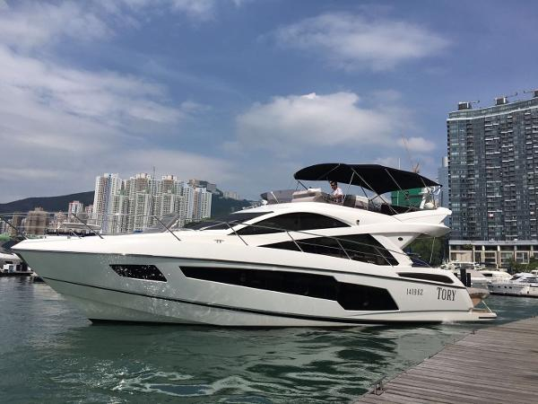 Sunseeker Manhattan 55
