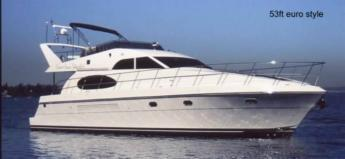 Euro Style Motor Yacht