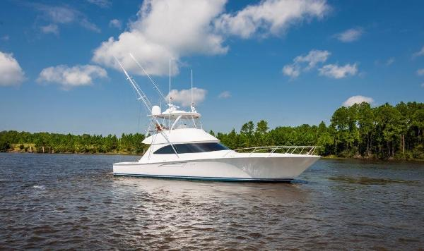 Viking Convertible 2016 Viking 52 Convertible Profile