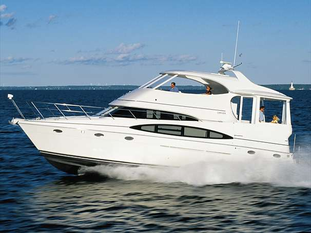 Carver 506 Motor Yacht Manufacturer Provided Image