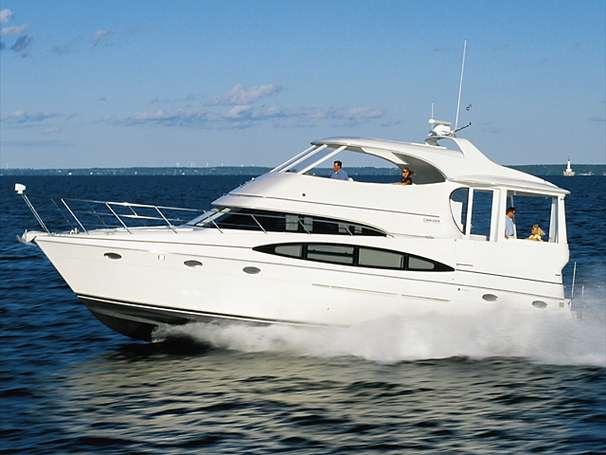 Carver 506 Motor Yacht Manufacturer Provided Image