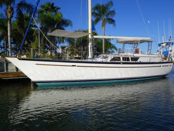 Gulfstar Sailmaster