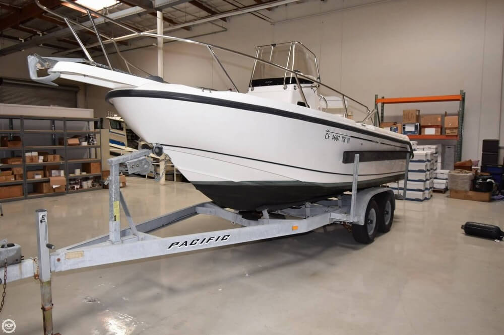 Boston Whaler 21 Outrage 2000 Boston Whaler 21 Outrage for sale in Garden Grove, CA