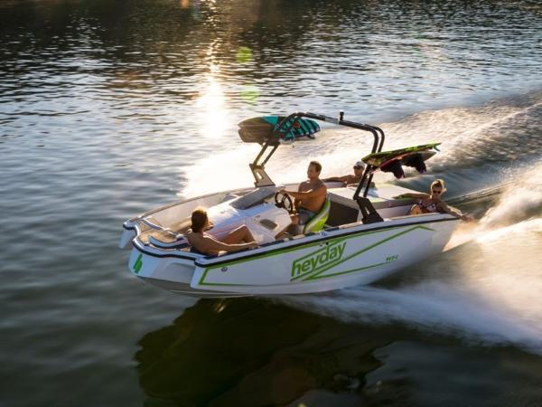 Heyday Wake Boats WT-1