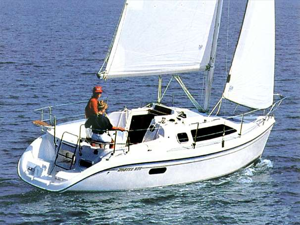 Hunter 280 Manufacturer Provided Image