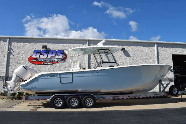 Cobia Boats 344CC