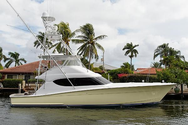 Hatteras 60 Sportfish Angry Scot