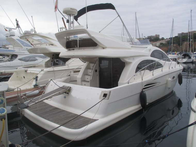 Astondoa Yachts Astondoa As 43 Glx