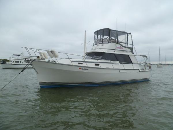 Mainship 34 Mk III 1984 Mainship 34 MK III