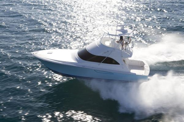 Viking 42 Convertible Running