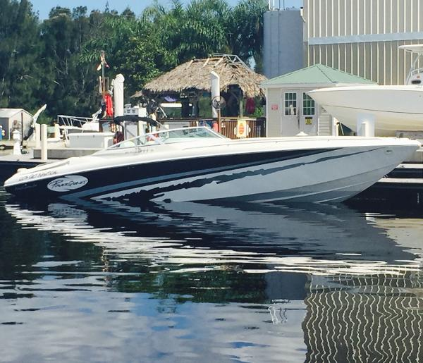 Powerquest 380 Avenger Starboard Side