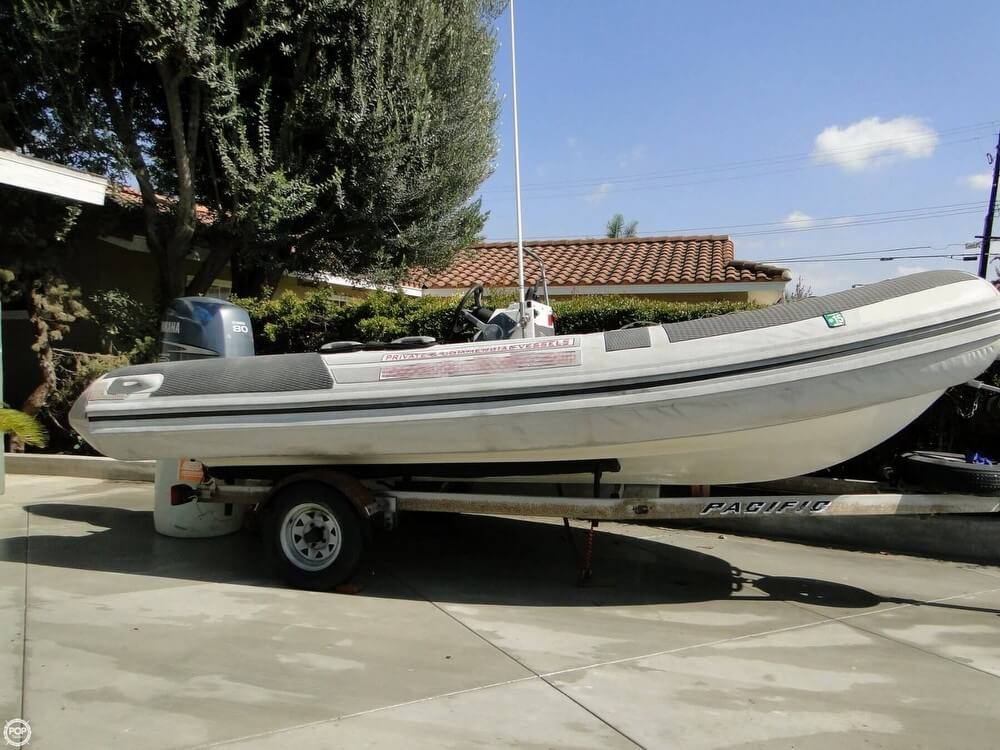Nautica International 18 Wide Body RIB 2001 Nautica 18 Wide Body RIB for sale in Westminster, CA