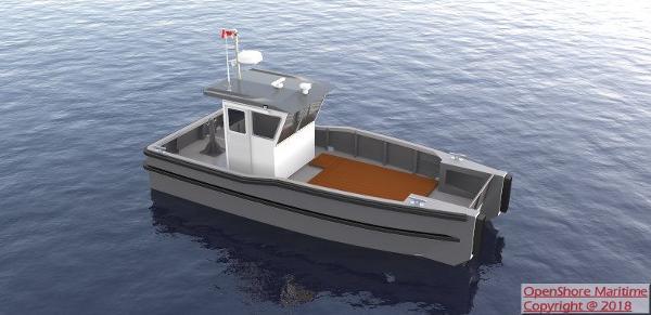 Custom Millwright Tug 27