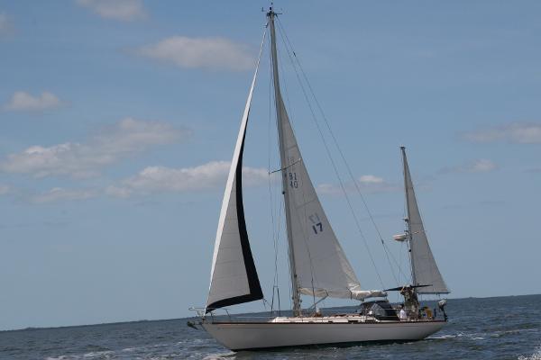 Migrator Yachts Block Island BI 40 Yawl