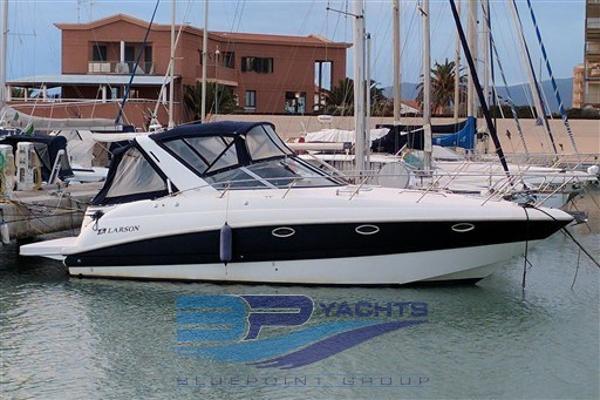 Larson Boats Cabrio 330 IMG_20170131_171615