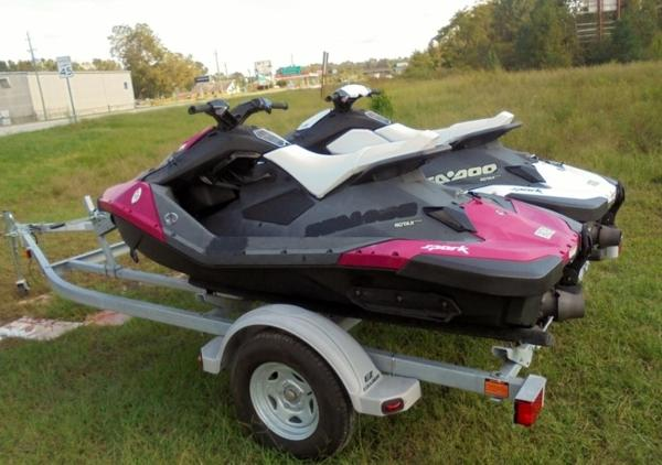 Sea-Doo Spark 2up Rotax 900 Ace Convenience Package