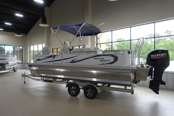 Angler Qwest 820 All Sport