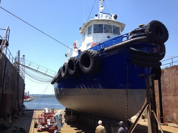 Tugboat 1450 hp