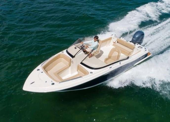 Scout 215 Dorado 2020 Scout 215 Dorado - Seven Seas Yacht Sales