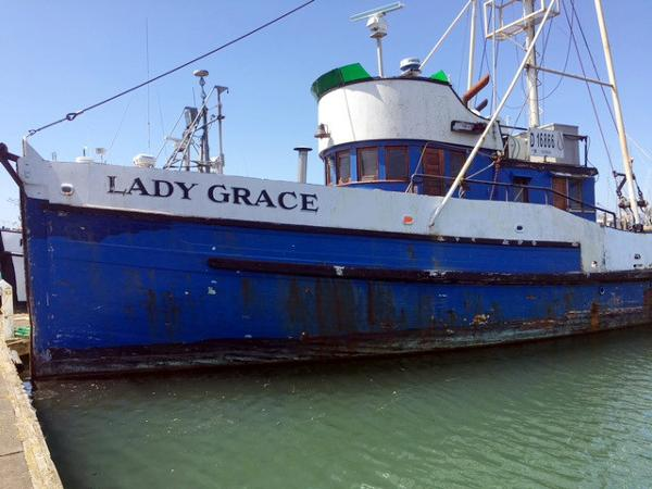 Commercial Fishing Boat Packer / Tender