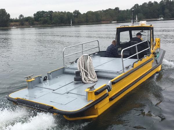 ACB Jet Boat