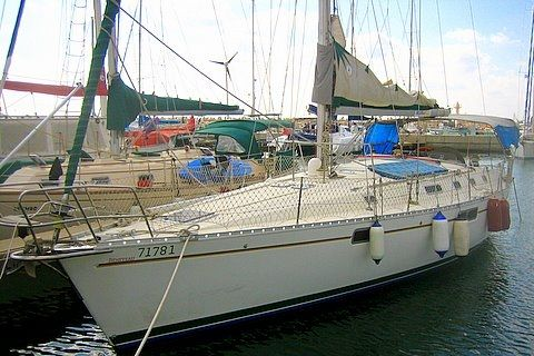 Moorings beneteau 445 Photo 1