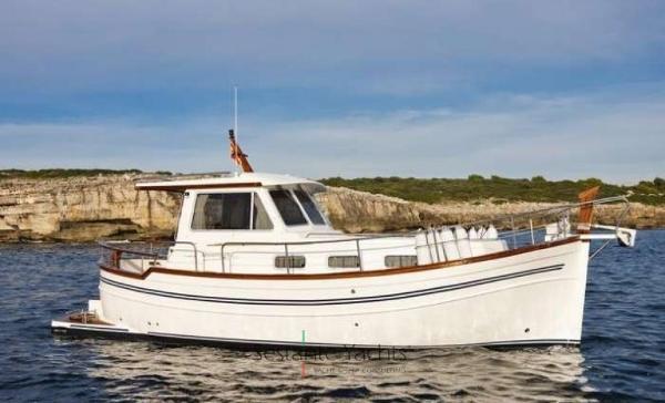 Menorquin 100 Esterni Menorquin 100 - Sestante Yacht
