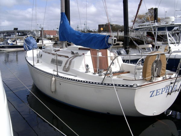 C&C Sloop Photo 1