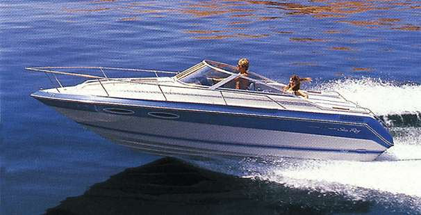 Sea Ray Sorrento 24 Manufacturer Provided Image