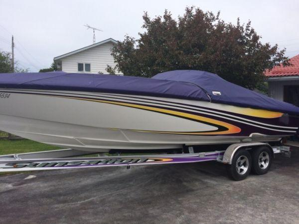 Sunsation 288 Open Bow (Mid Cabin)