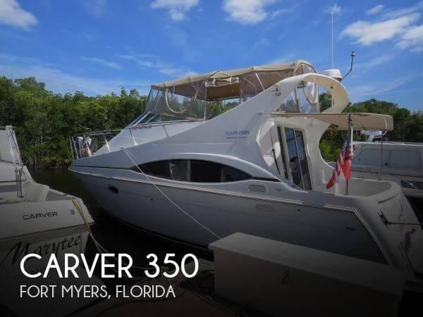 Carver 350 Mariner 2000 Carver 350 for sale in Fort Myers, FL