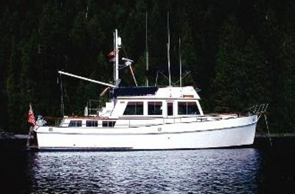 Grand Banks 49  Classic