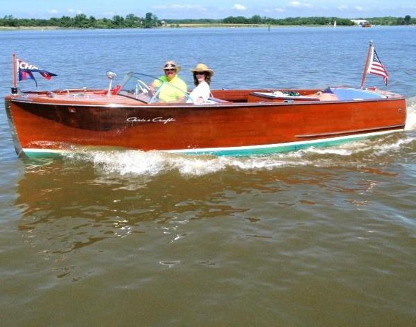 Chris-Craft Sportsman 1952 Chris-Craft Sportsman