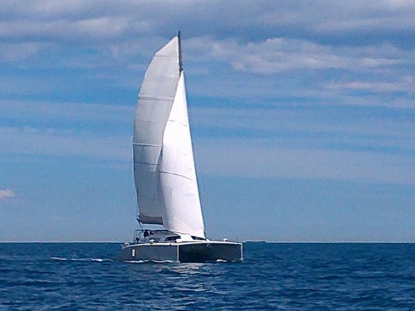 Flash Cat FlashCat 52s AYC Yachtbrokers - FlashCat 52S