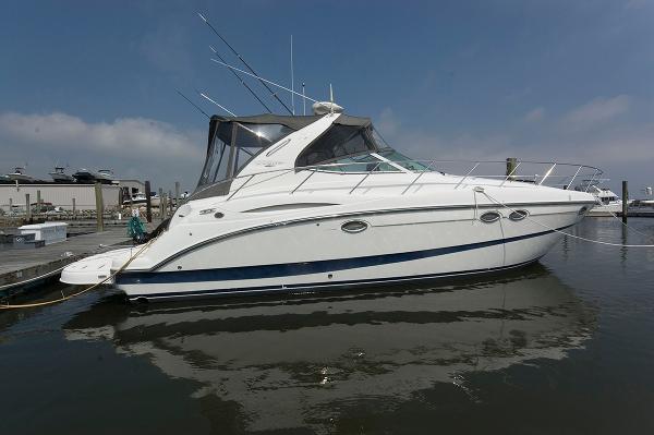 Maxum 3700 SY Profile